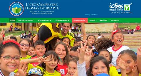 Colegio Campestre Thomas de iriarte