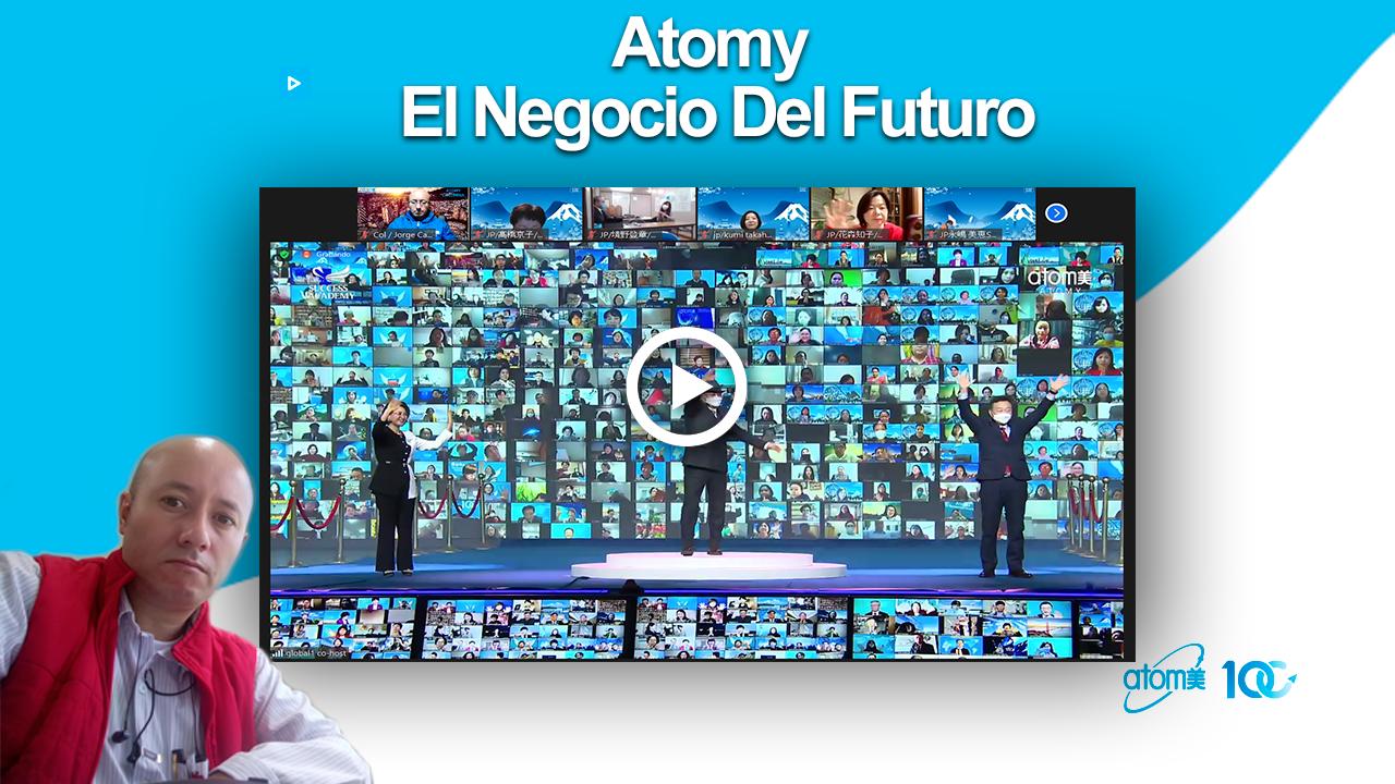Atomy El Mejor Negocio Mundial – Presentación De Atomy Aparta tu lugar hoy mismo!